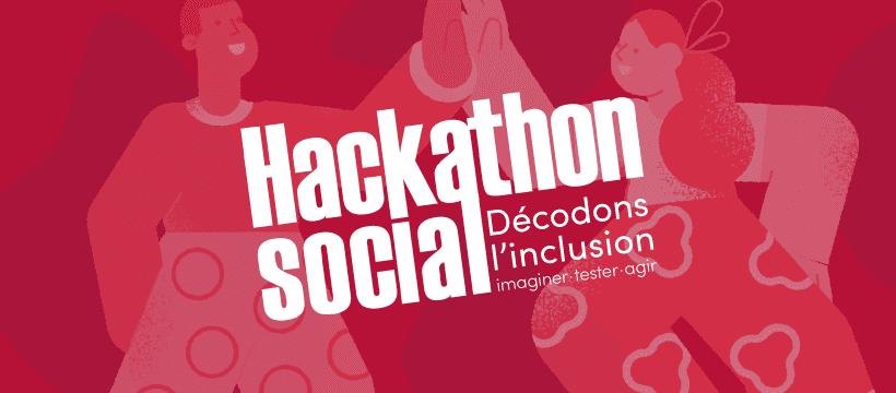 Hackathon social | Espace inscription