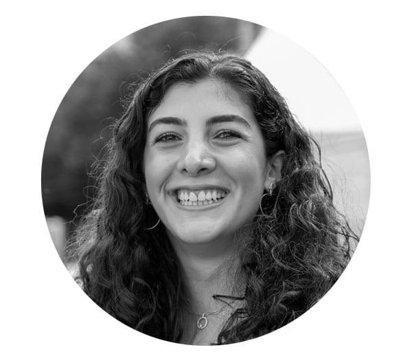 Dina Husseini, paneliste du Hackathon social sur l'inclusion