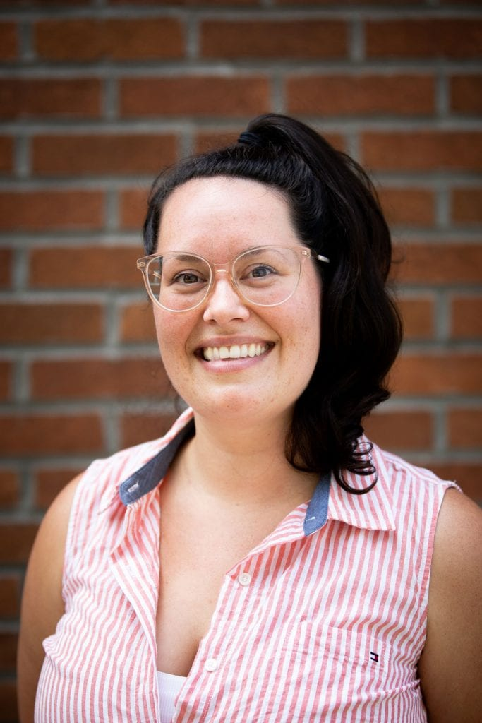 Maryse Gagné du collectif LA DAL à Montréal