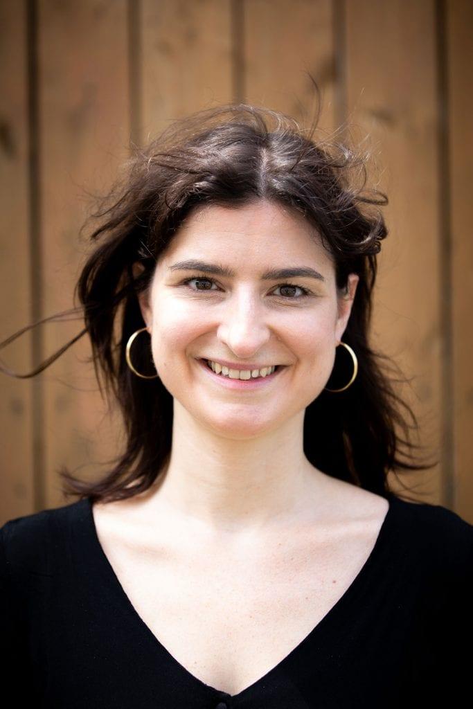 Élizabeth Desrochers du collectif LA DAL à Montréal