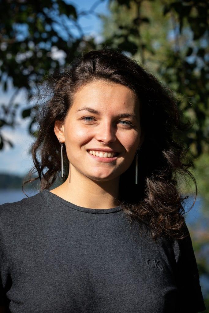 Marion Chuniaud, gagnante du Hackathon social 2021