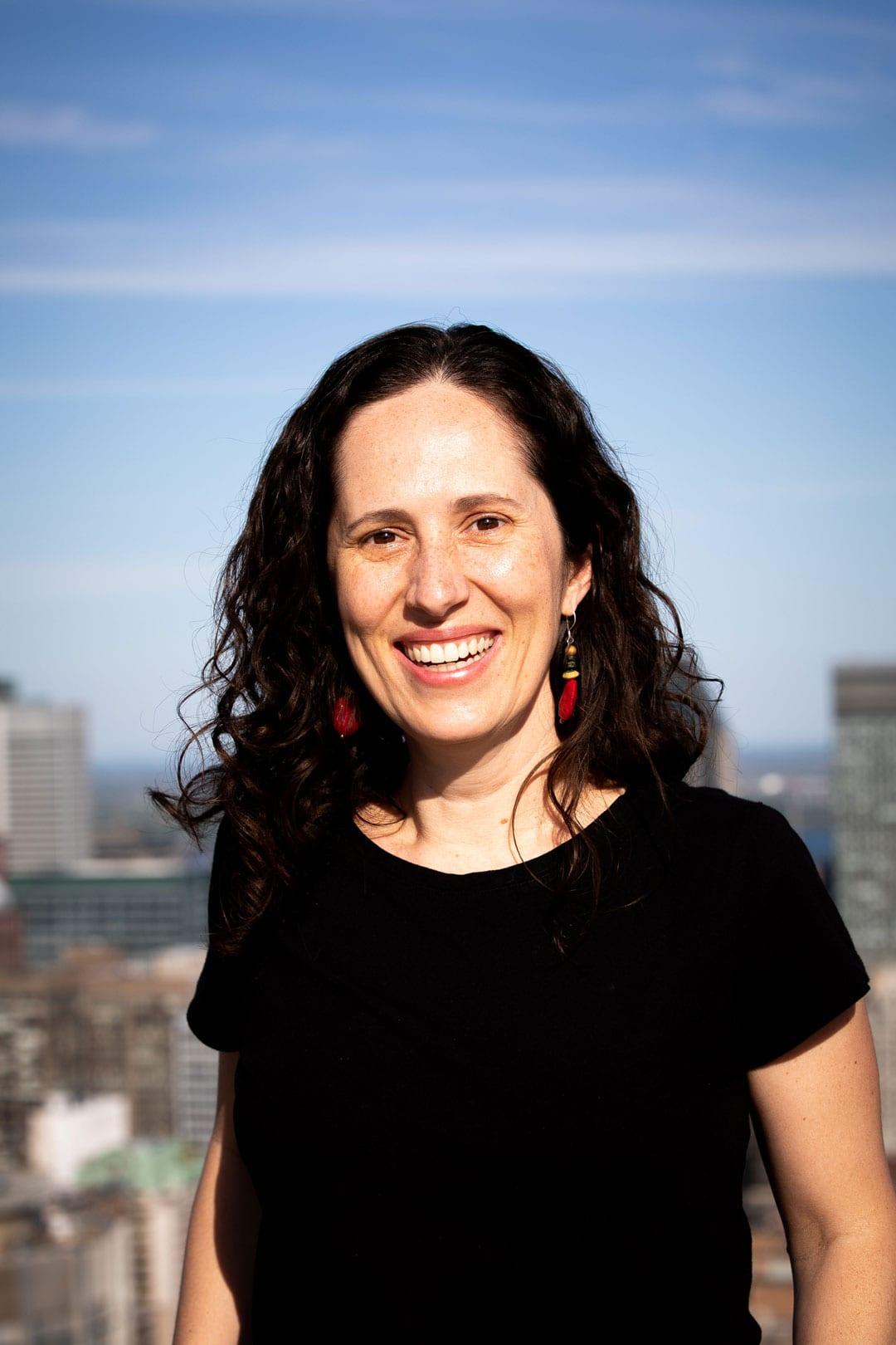 Paula Mazzeo d'Application Inclusion