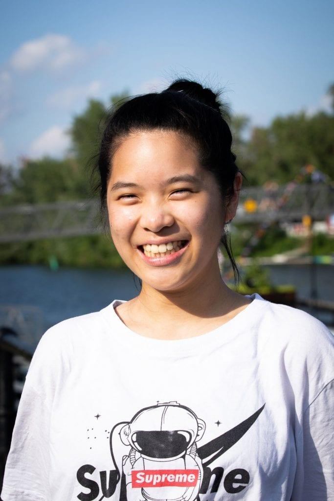 Hackathon social: Nous Kébek avec Rou-Pey Chiu